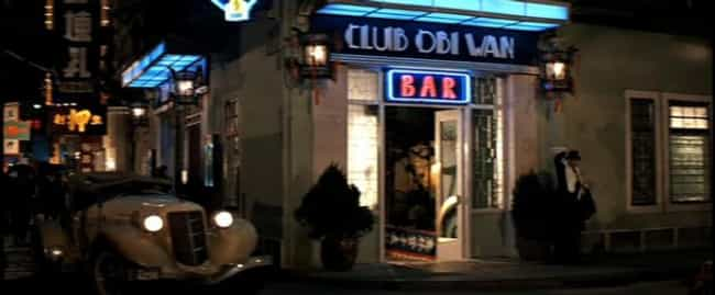 The Coolest Club in the Galaxy is listed (or ranked) 2 on the list 21 Star Wars References in Other Films and TV Shows