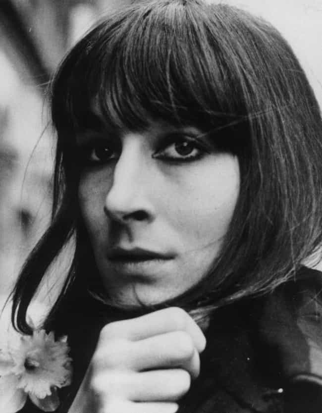 Young Anjelica Huston in... is listed (or ranked) 2 on the list 21 Pictures of Young Anjelica Huston