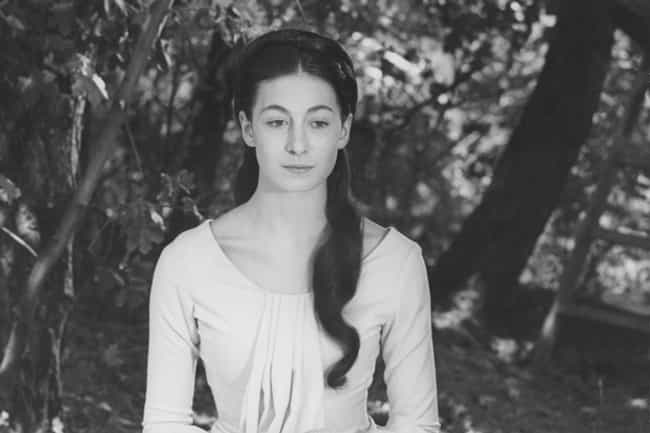 Young Anjelica Huston in... is listed (or ranked) 4 on the list 21 Pictures of Young Anjelica Huston