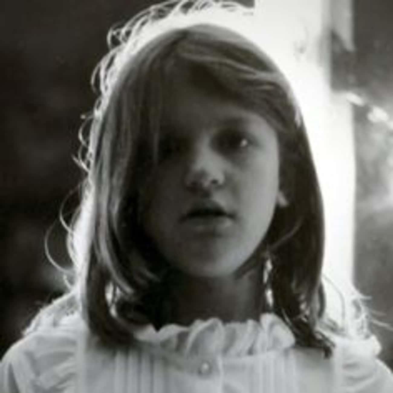 Young Courtney Love as a Kid