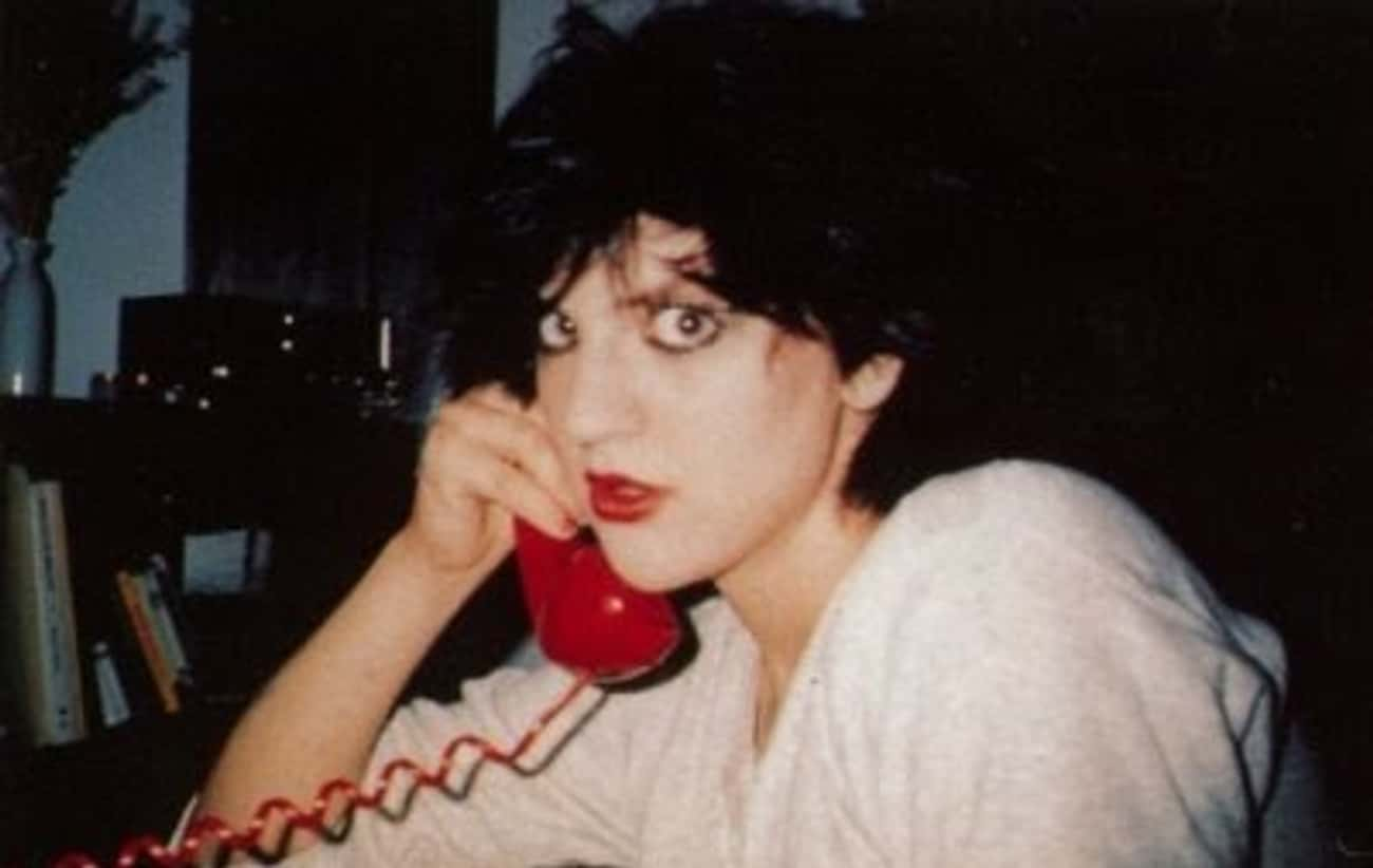 Young Courtney Love in a White is listed (or ranked) 3 on the list 20 Pictures of Young Courtney Love