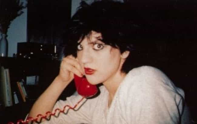 Young Courtney Love in a White... is listed (or ranked) 3 on the list 20 Pictures of Young Courtney Love