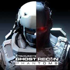 Ghost Recon Phantoms is listed (or ranked) 1 on the list The Best Free FPS Games of All Time
