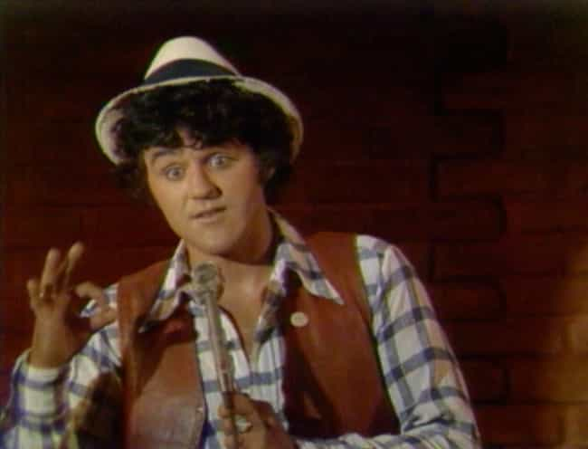 Young Jay Leno in Brown Leathe... is listed (or ranked) 4 on the list 12 Rare Pictures of Young Jay Leno