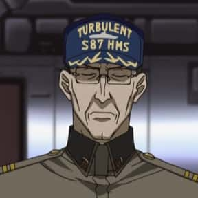 Richard Mardukas is listed (or ranked) 11 on the list All Full Metal Panic! Characters, Best to Worst