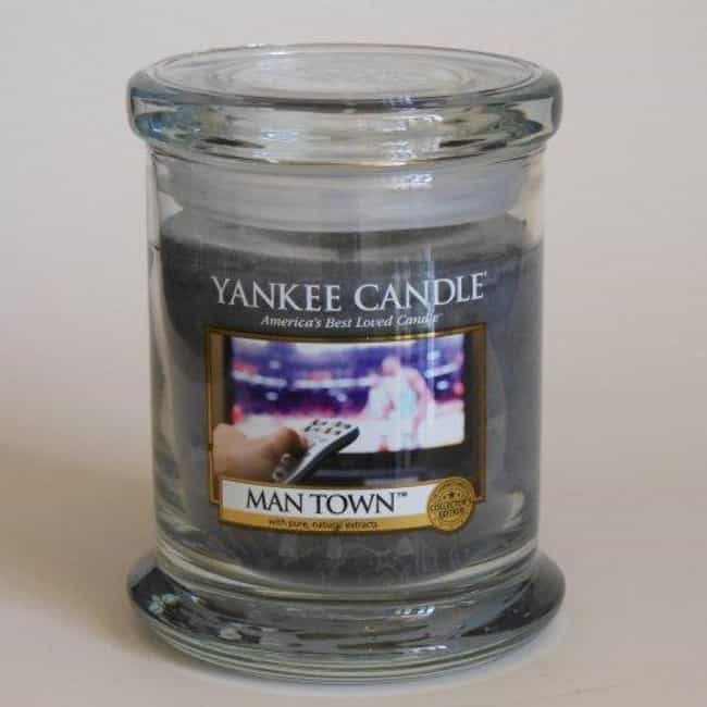 What About Girls' Villag... is listed (or ranked) 4 on the list The Weirdest (Real) Yankee Candle Scents in Existence