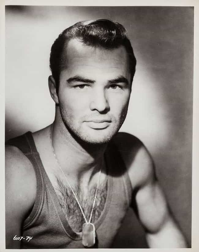 Young Burt Reynolds in a Tank ... is listed (or ranked) 3 on the list 20 Pictures of Young Burt Reynolds