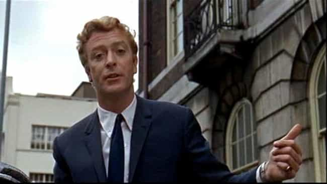 Young Michael Caine in a... is listed (or ranked) 4 on the list 15 Pictures of Young Michael Caine