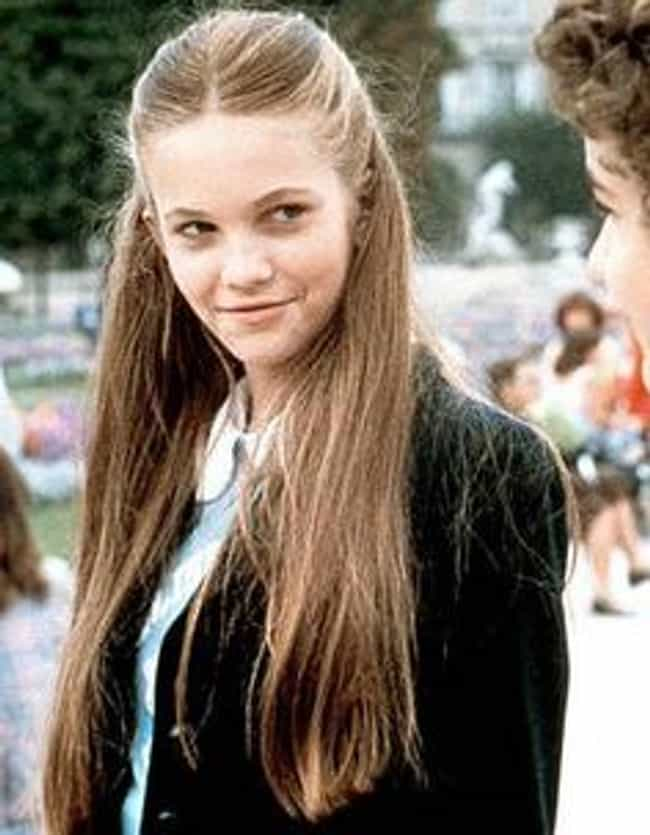 Young Diane Lane in Black Jack... is listed (or ranked) 2 on the list 20 Pictures of Young Diane Lane