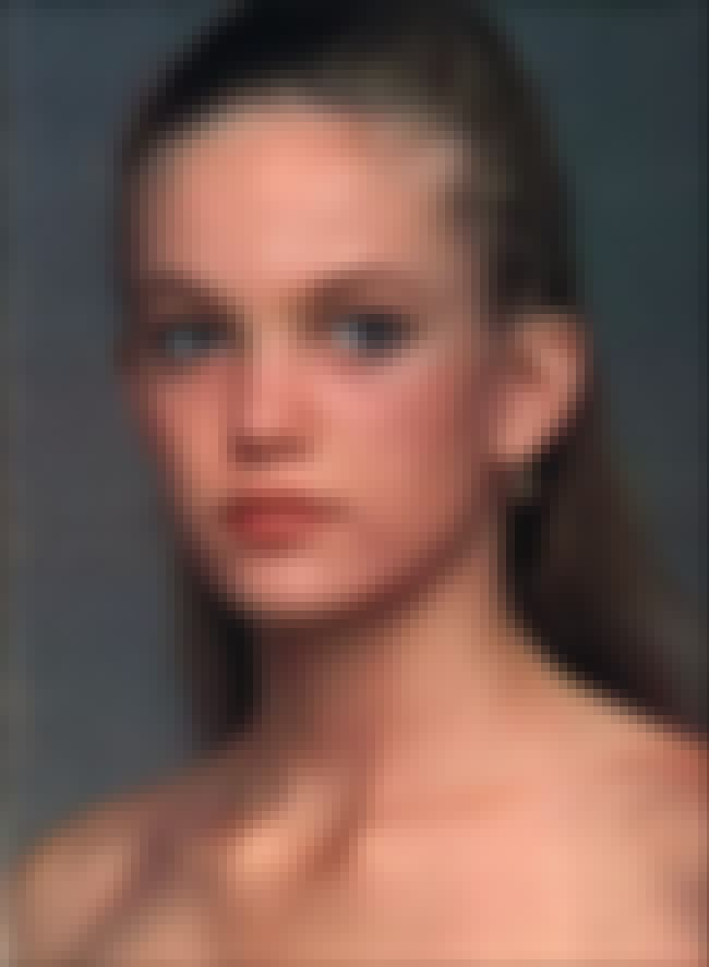 Young Diane Lane Teen Headshot is listed (or ranked) 4 on the list 20 Pictures of Young Diane Lane
