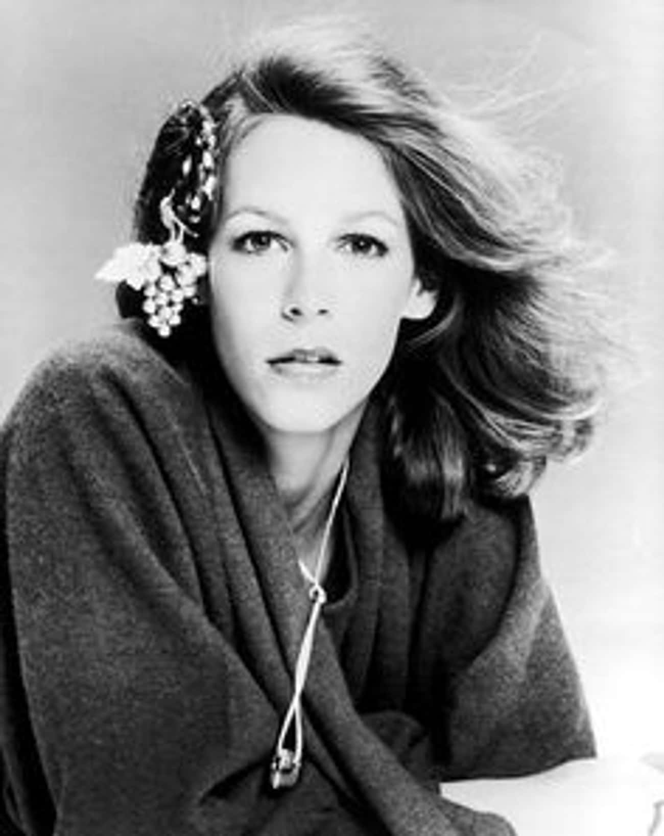 Jamie Wrapped Up In A Comfy Sw is listed (or ranked) 1 on the list Take A Trip Down Memory Lane With These Pictures Of Young Jamie Lee Curtis