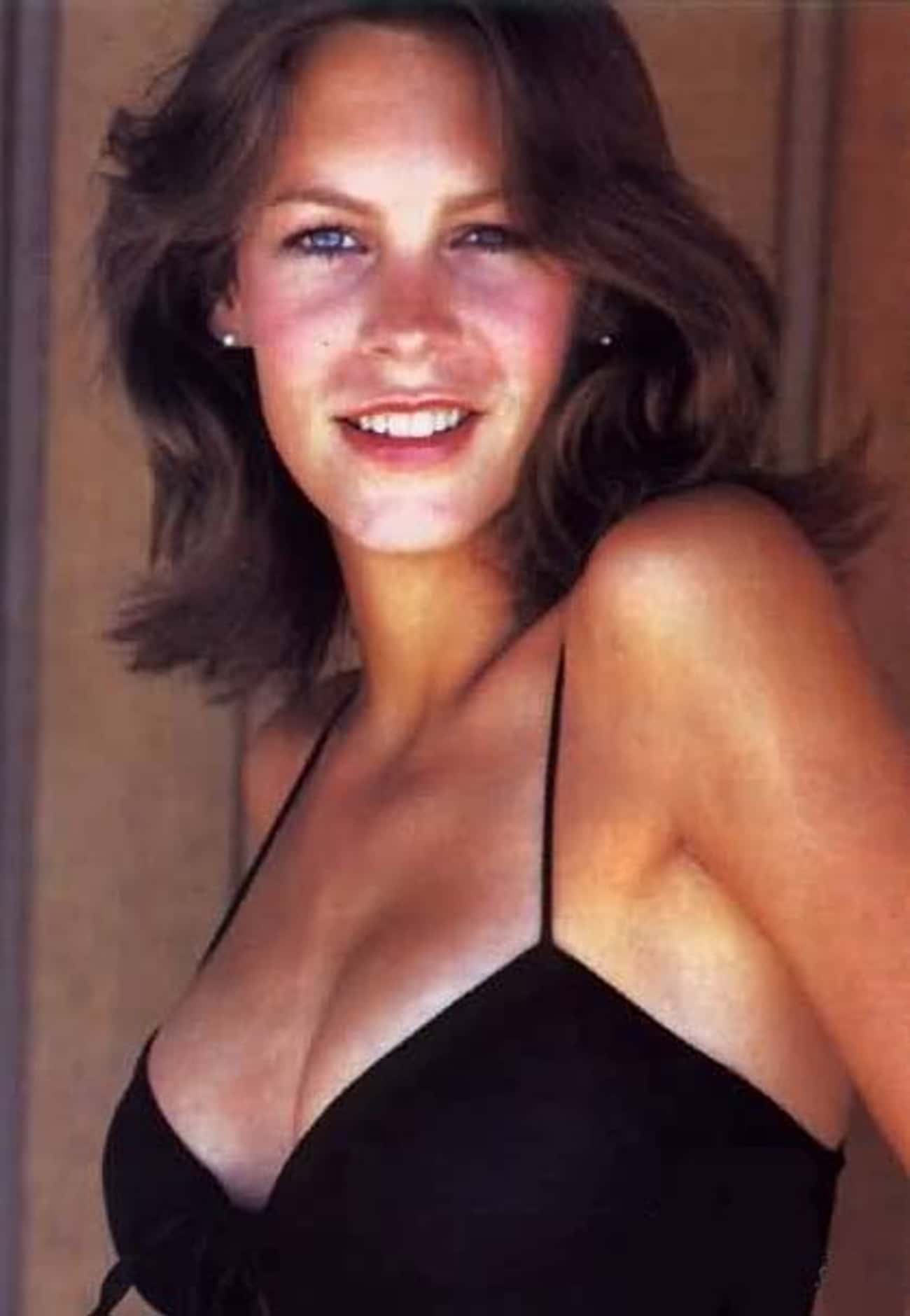 Ready For The Beach is listed (or ranked) 2 on the list Take A Trip Down Memory Lane With These Pictures Of Young Jamie Lee Curtis