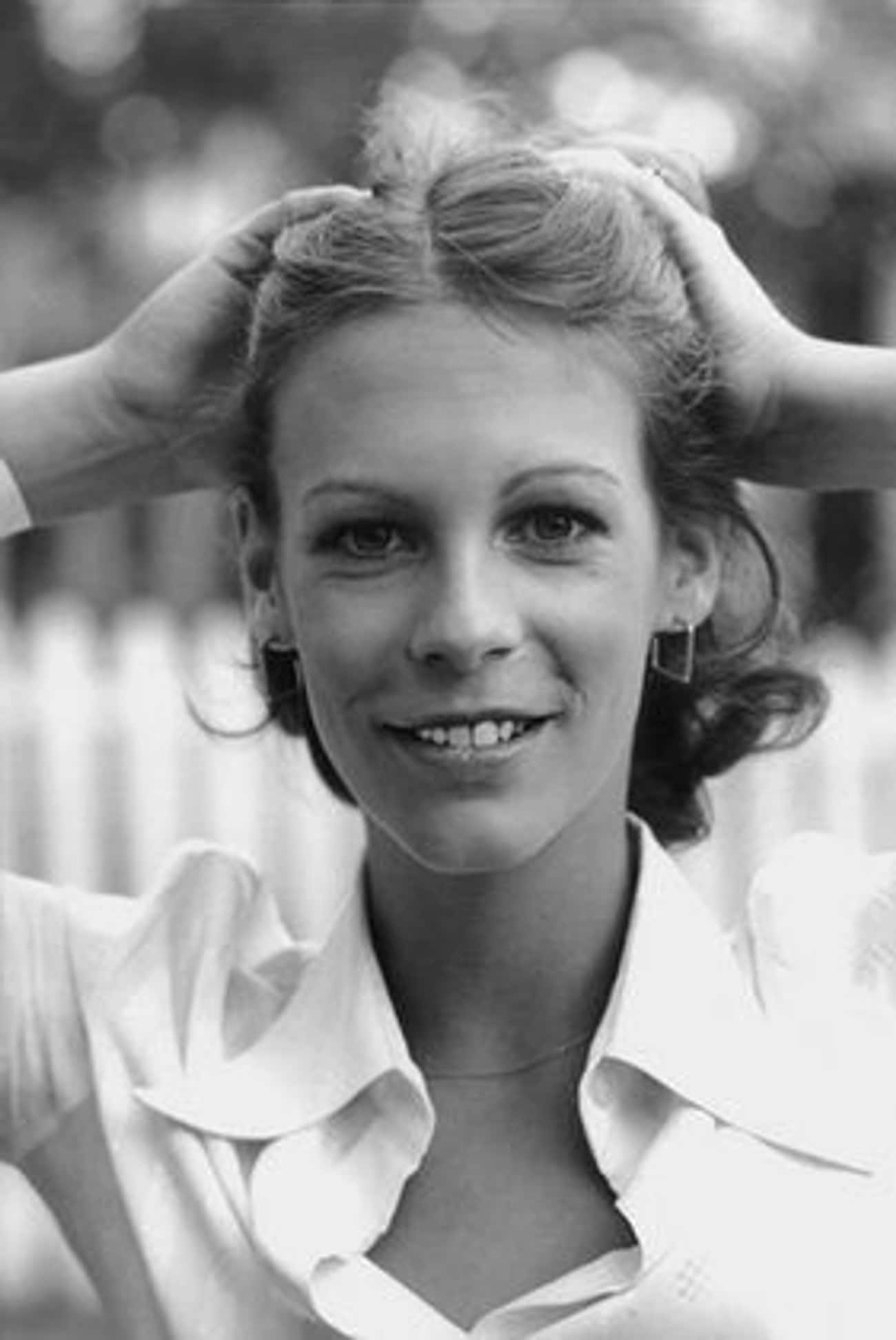 Jamie Lee Curtis Shows Off Her is listed (or ranked) 4 on the list Take A Trip Down Memory Lane With These Pictures Of Young Jamie Lee Curtis
