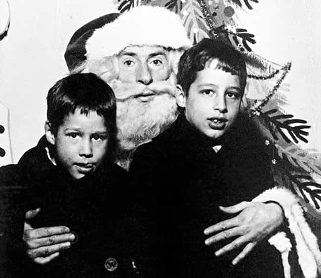 Young Chevy Chase with Santa C... is listed (or ranked) 2 on the list 17 Pictures of Young Chevy Chase