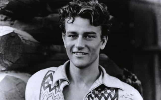 Young John Wayne in Patt... is listed (or ranked) 4 on the list 20 Pictures of Young John Wayne