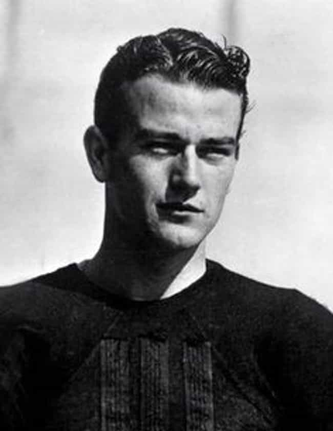 Young John Wayne in Blac... is listed (or ranked) 3 on the list 20 Pictures of Young John Wayne