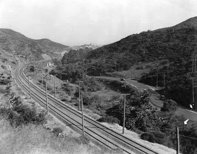 The Cahuenga Pass Treasu... is listed (or ranked) 4 on the list Hidden Treasure That Might Still Be Out There