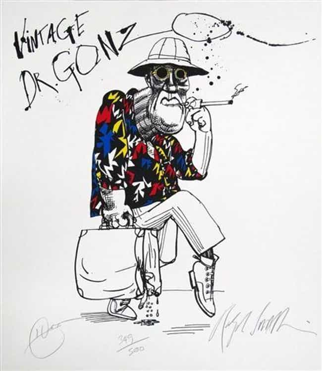 He Set A Yacht On Fire ... is listed (or ranked) 1 on the list 14 Bizarre Stories From Hunter S. Thompson's Life