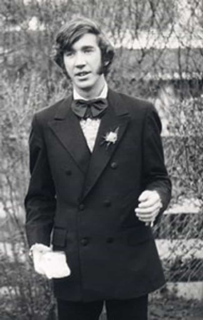 Young Alan Rickman in Bl... is listed (or ranked) 1 on the list 12 Pictures of Young Alan Rickman