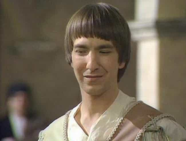 Young Alan Rickman in Sh... is listed (or ranked) 2 on the list 12 Pictures of Young Alan Rickman