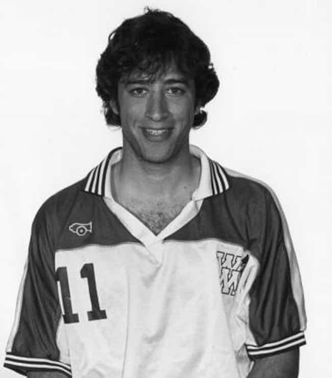 Young Jon Stewart in Soccer Je... is listed (or ranked) 1 on the list 8 Pictures of Young Jon Stewart Before He Was Famous
