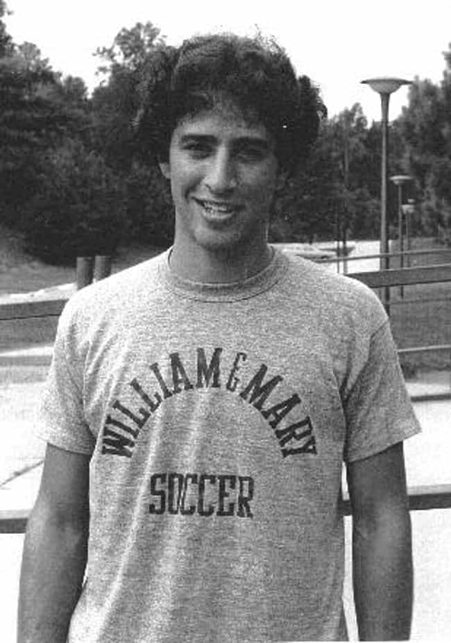 Young Jon Stewart in High Scho... is listed (or ranked) 2 on the list 8 Pictures of Young Jon Stewart Before He Was Famous