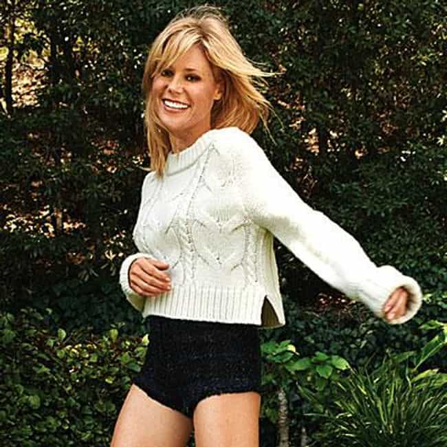 In a white sweater is listed (or ranked) 3 on the list The Most Stunning Julie Bowen Photos