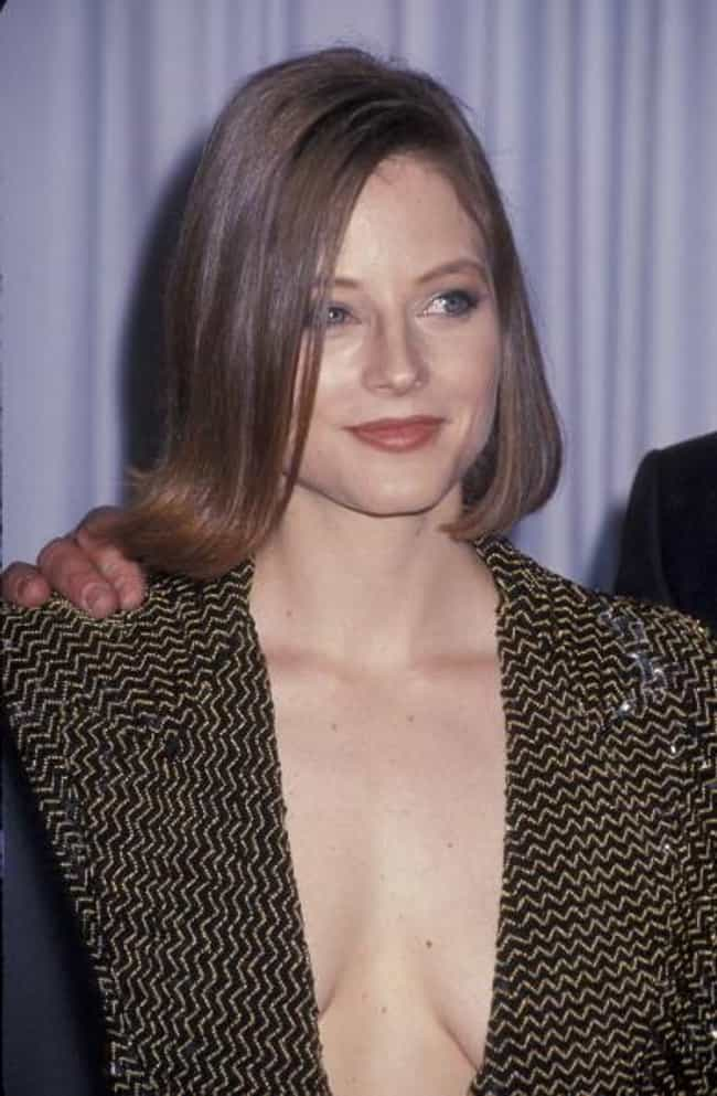 In a low cut dress is listed (or ranked) 2 on the list The Hottest Jodie Foster Pictures