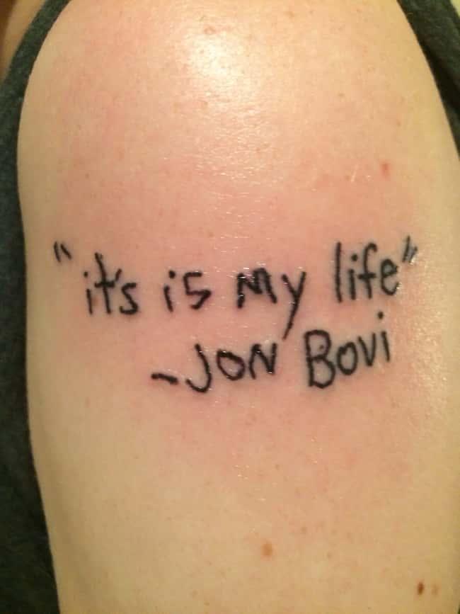 my favorite jon bovi song is praying on a live photo u2?w=650&q=60&fm=jpg - Les pires tatouages ratés sur Internet