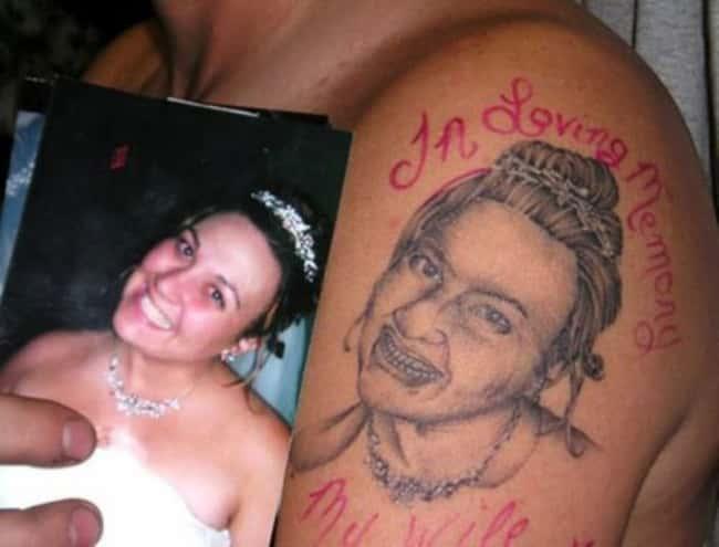 he got a tattoo of her ghost photo u1?w=650&q=60&fm=jpg - Les pires tatouages ratés sur Internet