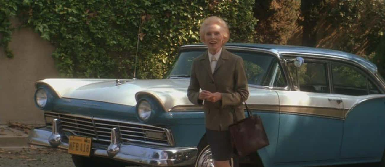 Janet Leigh Drives the Same Car in Psycho as in Halloween: H20