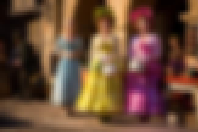 Lily James and Sophie McShera ... is listed (or ranked) 3 on the list 31 Behind the Scenes Facts About Disney's 2015 Cinderella