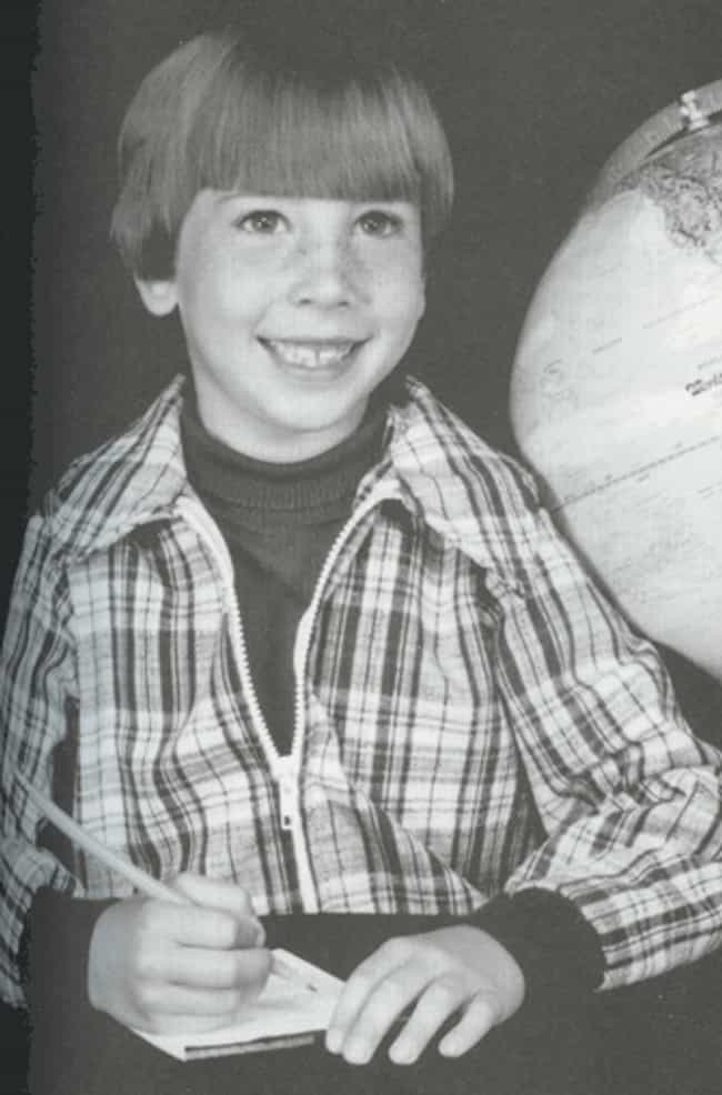 Young Marilyn Manson in Plaid ... is listed (or ranked) 4 on the list 15 Pictures of Young Marilyn Manson Before He Was Famous