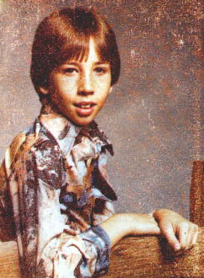Young Marilyn Manson in Patter... is listed (or ranked) 2 on the list 15 Pictures of Young Marilyn Manson Before He Was Famous