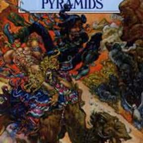 Pyramids is listed (or ranked) 24 on the list The Best Terry Pratchett Books