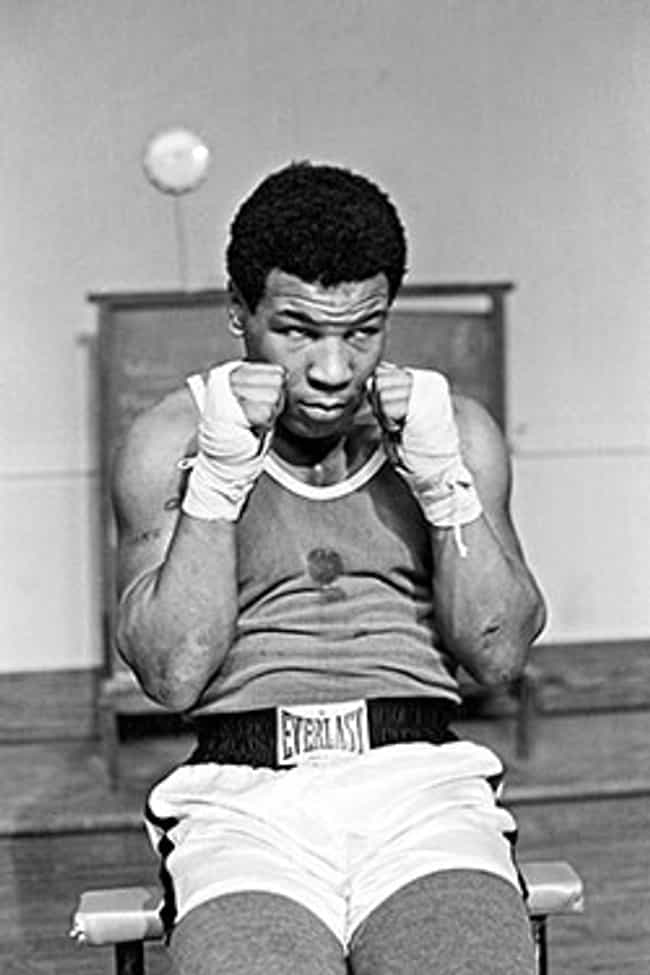 Young Mike Tyson in Trun... is listed (or ranked) 4 on the list 15 Pictures of Young Mike Tyson