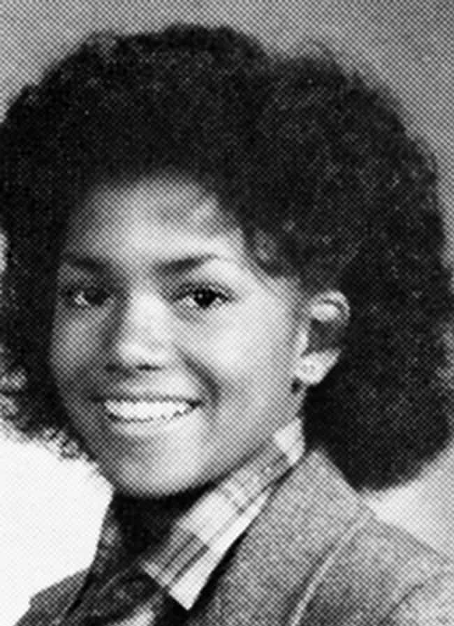 Halle Berry's High School Phot... is listed (or ranked) 1 on the list 30 Pictures of Young Halle Berry