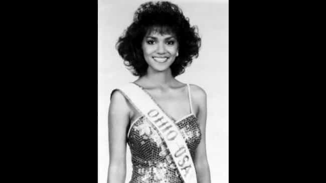 Young Halle Berry In The Miss ... is listed (or ranked) 4 on the list 30 Pictures of Young Halle Berry