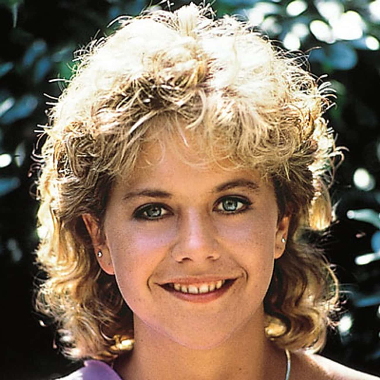 Young Meg Ryan Closeup Headsho is listed (or ranked) 3 on the list 18 Pictures of Young Meg Ryan