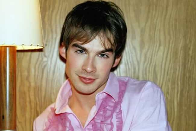 Young Ian Somerhalder in... is listed (or ranked) 4 on the list 21 Pictures of Young Ian Somerhalder