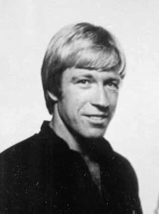Young Chuck Norris in Bl... is listed (or ranked) 4 on the list 12 Pictures of Young Chuck Norris