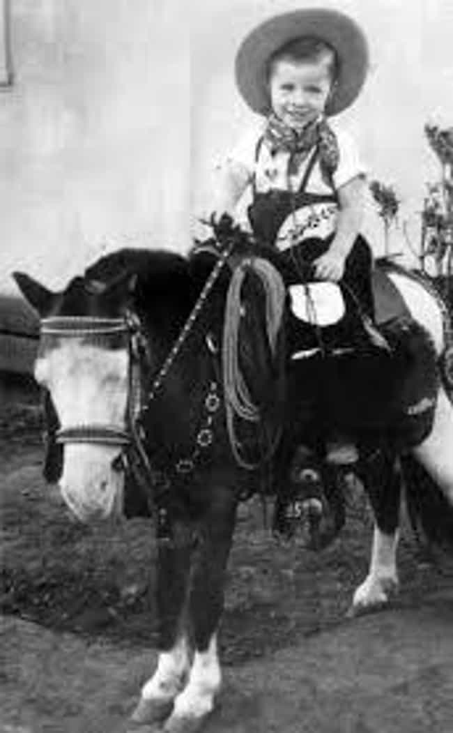 Young Chuck Norris Ridin... is listed (or ranked) 1 on the list 12 Pictures of Young Chuck Norris