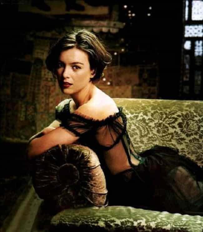 Lounging is listed (or ranked) 1 on the list The Hottest Olivia Williams Photos