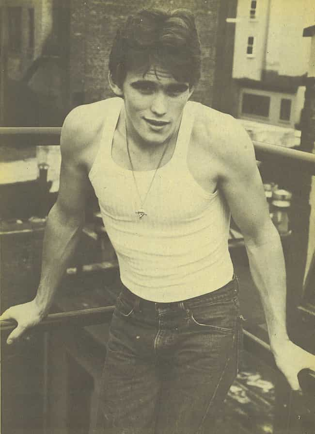 Young Matt Dillon in Whi... is listed (or ranked) 2 on the list 20 Pictures of Young Matt Dillon