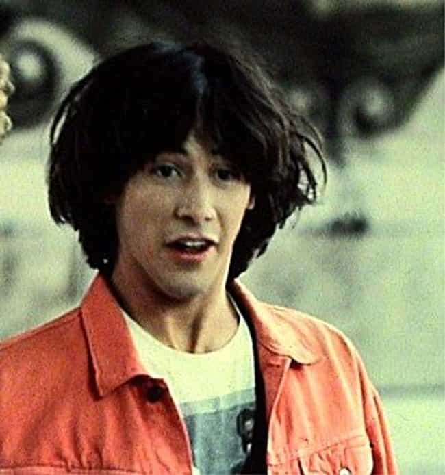 Young Keanu Reeves in Co... is listed (or ranked) 4 on the list 25 Pictures of Young Keanu Reeves
