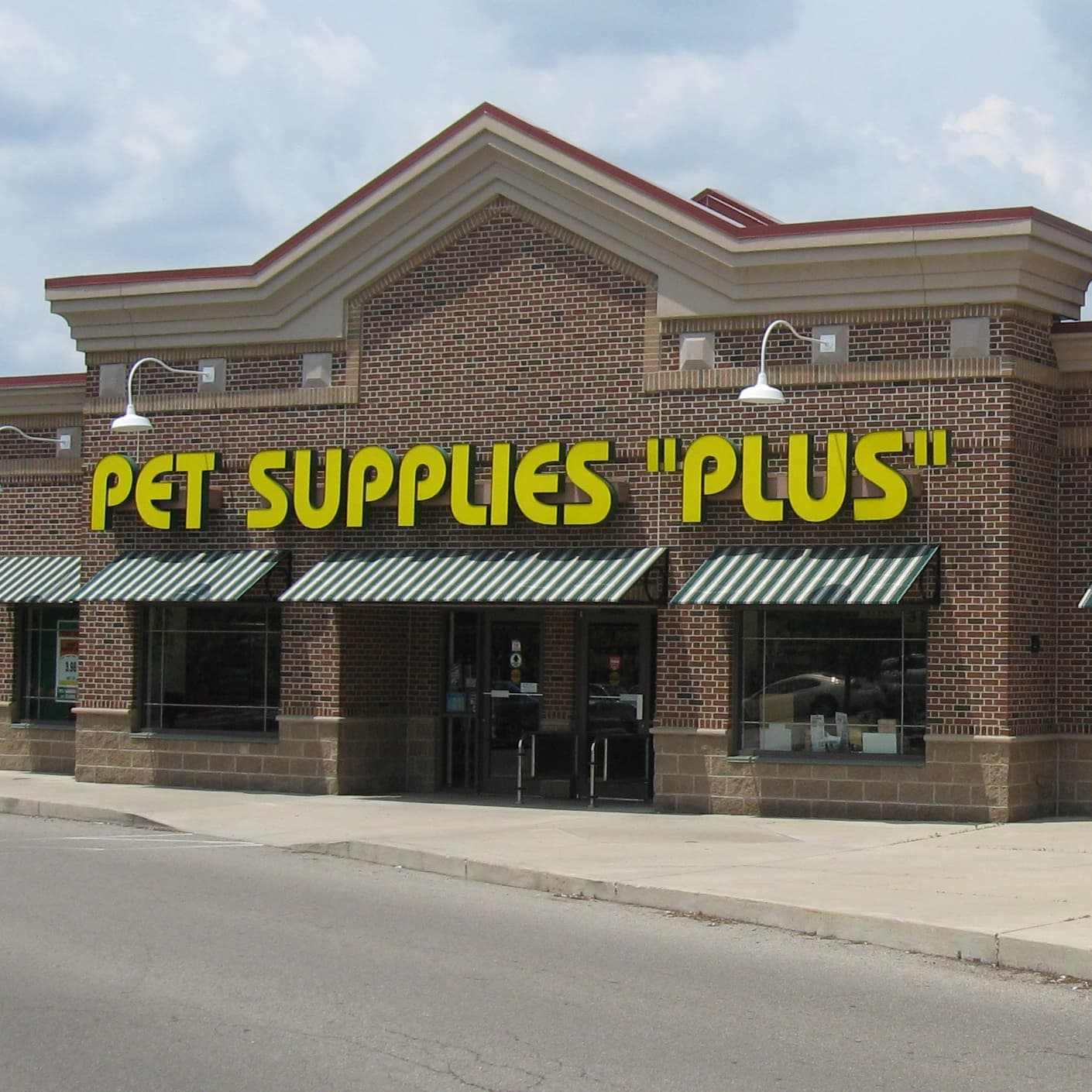Pet Supplies Plus on Random Best Pet Stores In America
