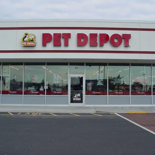 Pet Depot on Random Best Pet Stores In America