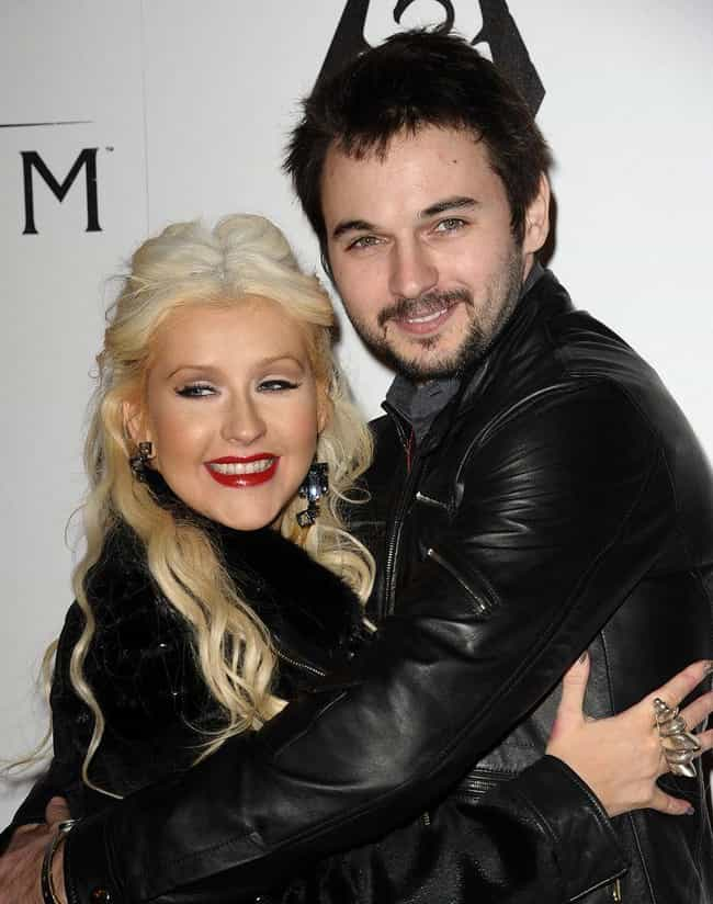 Matthew D. Rutler is listed (or ranked) 1 on the list Men Who Christina Aguilera Has Dated