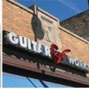 The Guitar Works Ltd. is listed (or ranked) 11 on the list The Best Guitar Stores In America