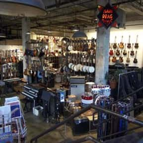 Main Drag Music is listed (or ranked) 9 on the list The Best Guitar Stores In America